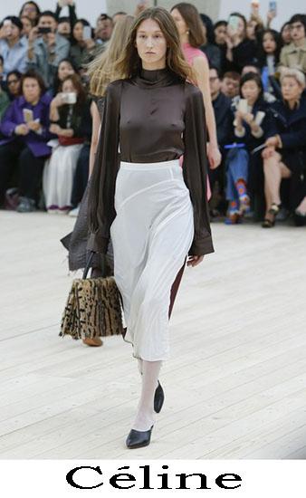 Notizie Moda Céline Primavera Estate 2017