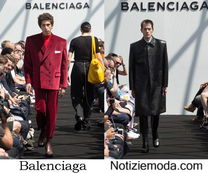 Style Balenciaga Primavera Estate 2017