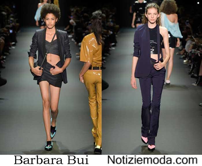 Style Barbara Bui Primavera Estate 2017