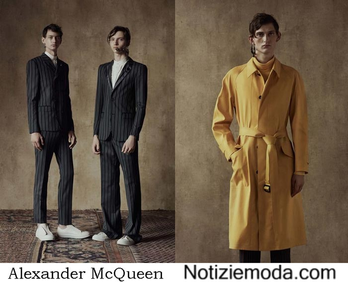 Style Alexander McQueen Primavera Estate 2017