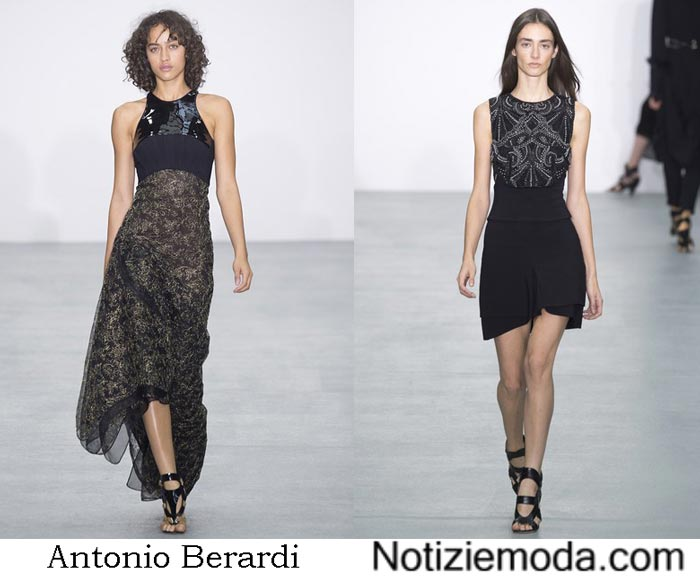 Tendenze Antonio Berardi Primavera Estate 2017