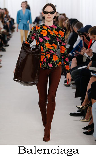 Tendenze Balenciaga Primavera Estate 2017