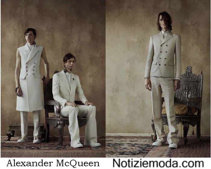 Vestiti Alexander McQueen Primavera Estate 2017