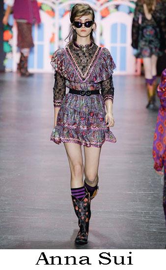 Vestiti Anna Sui Primavera Estate 2017 Donna