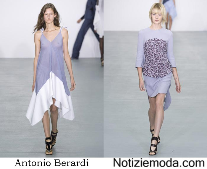 Vestiti Antonio Berardi Primavera Estate 2017