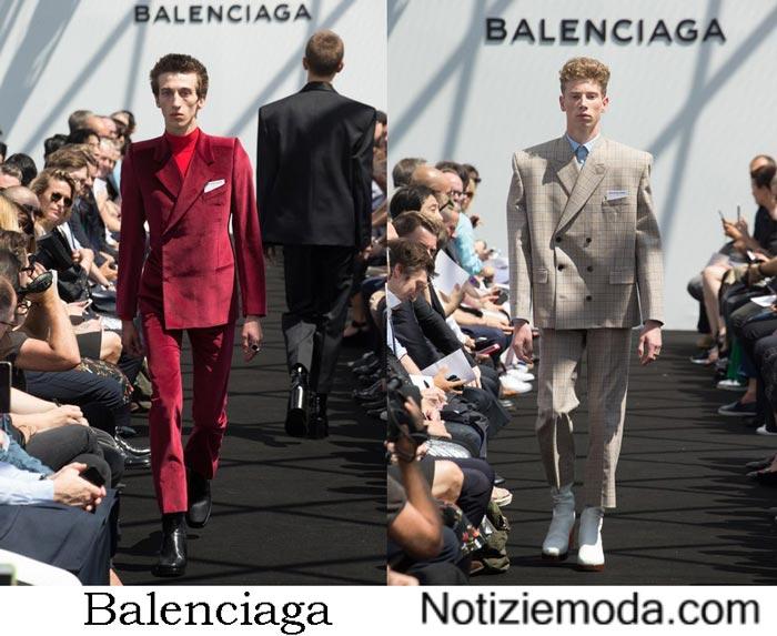 Vestiti Balenciaga Primavera Estate 2017