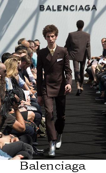 Vestiti Balenciaga Primavera Estate Uomo