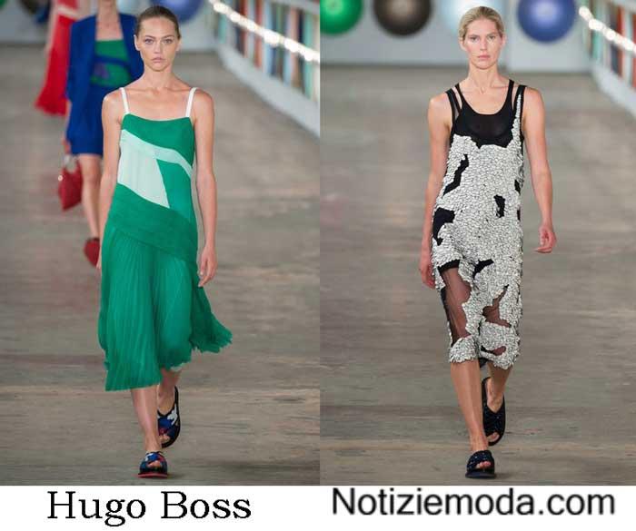 Vestiti Hugo Boss Primavera Estate 2017