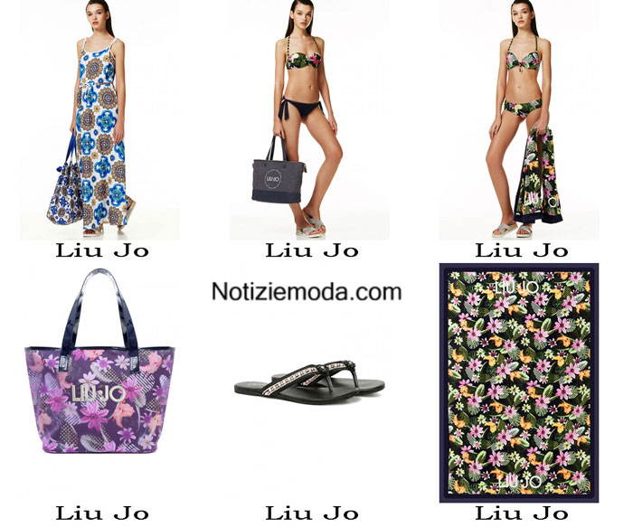 Accessori Mare Liu Jo Beachwear 2017