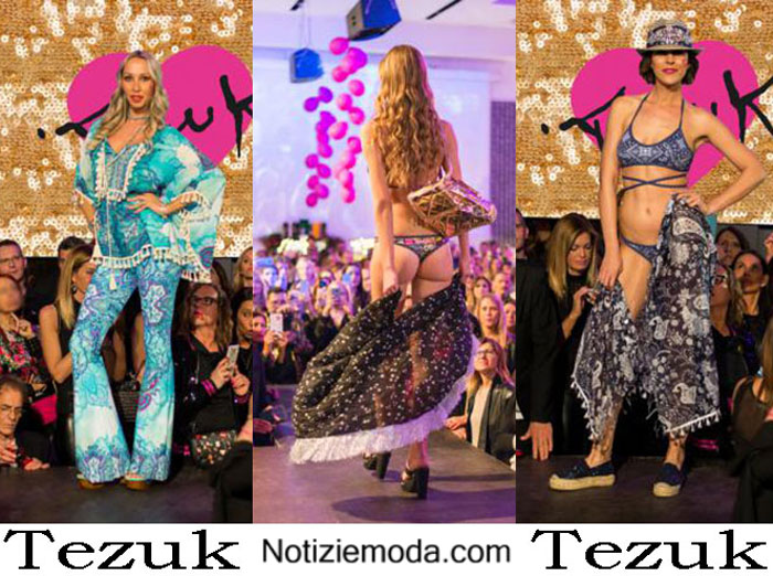 Accessori Mare Tezuk Beachwear 2017