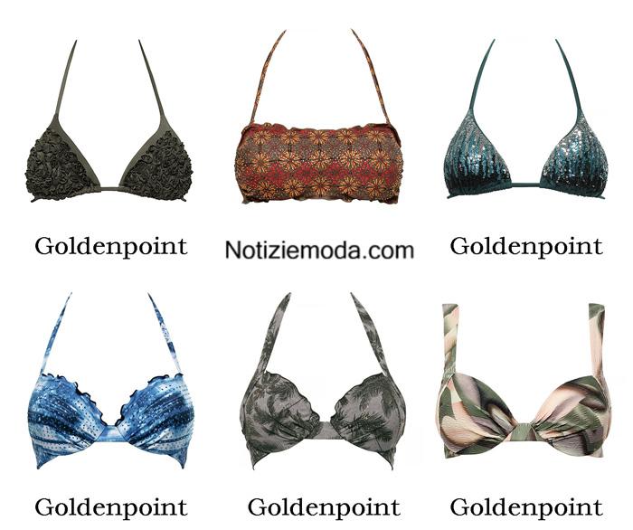 Collezione Costumi Bikini Goldenpoint Estate 2017