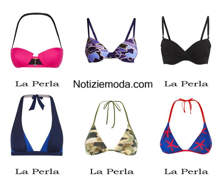 Collezione Costumi Bikini La Perla Estate 2017