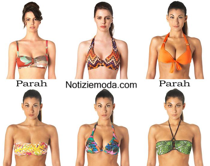 Collezione Costumi Bikini Parah Estate 2017