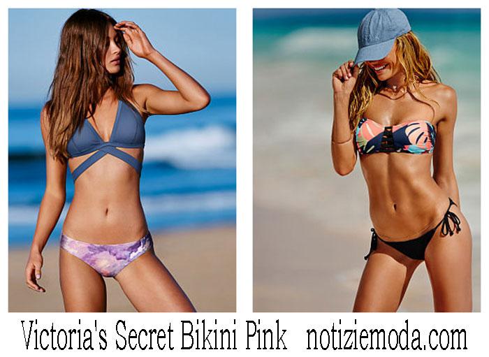 Collezione Costumi Bikini Pink Estate 2017