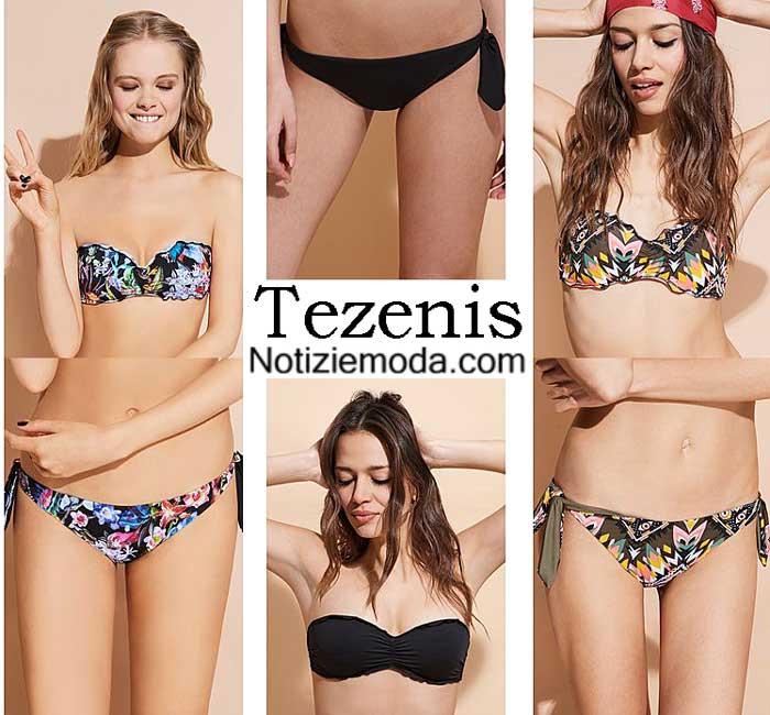 Collezione Costumi Bikini Tezenis Estate 2017