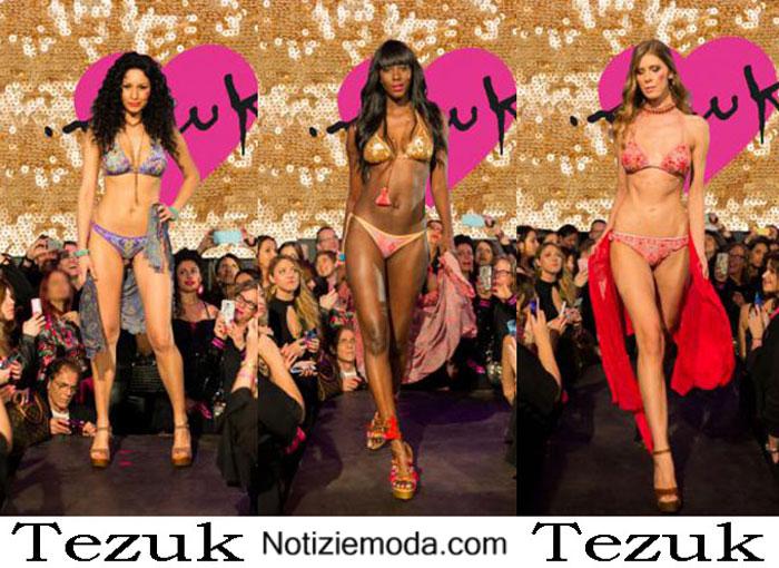 Collezione Costumi Bikini Tezuk Estate 2017
