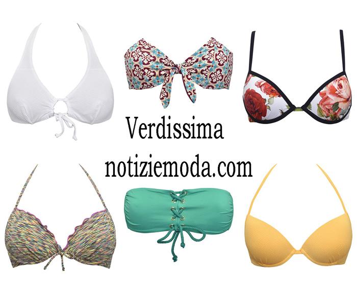 Collezione Costumi Bikini Verdissima Estate 2017