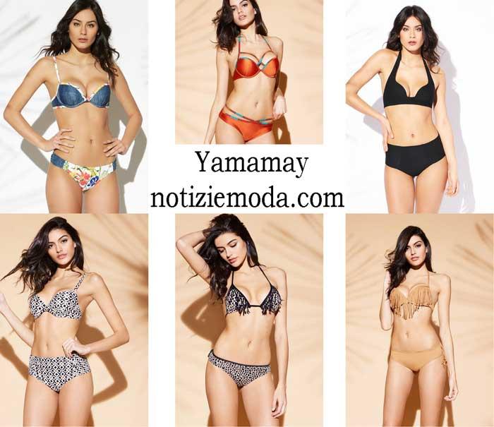 Collezione Costumi Bikini Yamamay Estate 2017