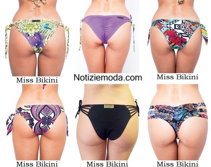 Collezione Moda Mare Miss Bikini Estate 2017