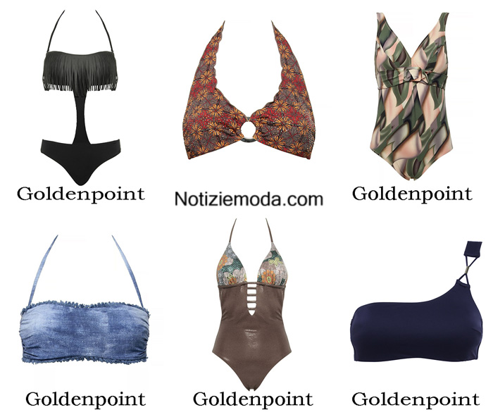 Costumi da bagno goldenpoint estate 2017 - Costumi da bagno interi golden point ...