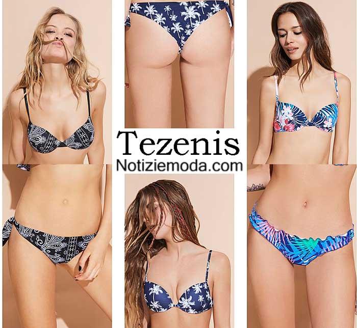 Moda mare tezenis estate 2017 costumi da bagno bikini - Costumi da bagno estate 2017 ...