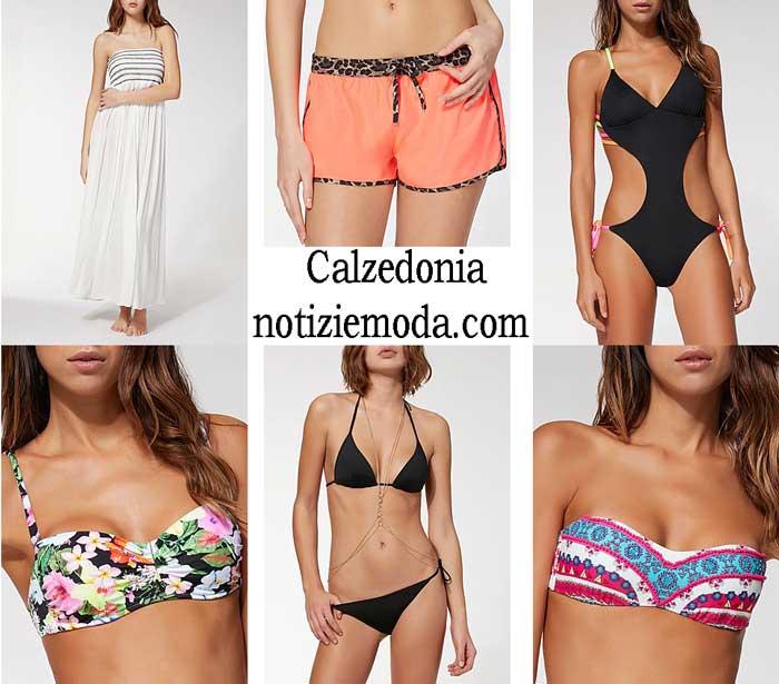 Moda mare calzedonia estate 2017 costumi da bagno bikini - Fila costumi da bagno ...