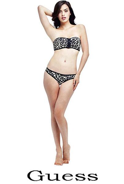 Moda Mare Guess Estate Costumi Da Bagno Bikini Look 2