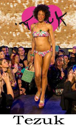 Moda Mare Tezuk Estate Costumi Da Bagno Bikini Look 10