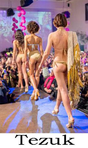 Moda Mare Tezuk Estate Costumi Da Bagno Bikini Look 2