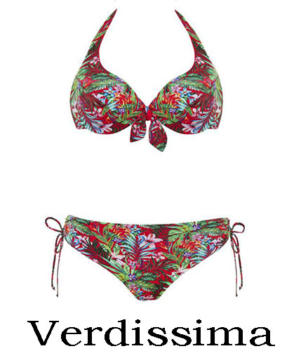 Moda Mare Verdissima Estate Costumi Da Bagno Bikini 7