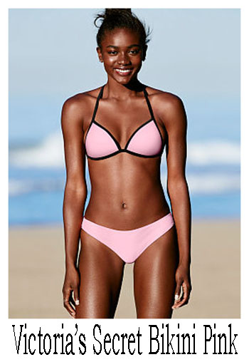 Moda Mare Victoria's Secret Estate Bikini Pink Look 3