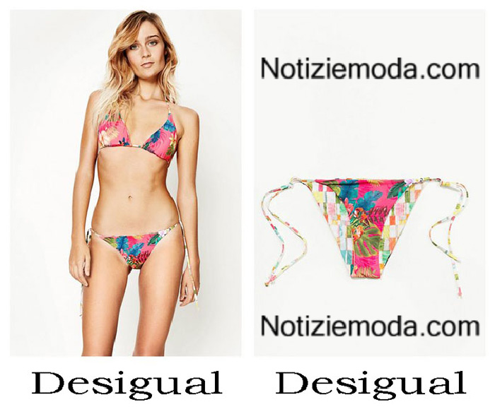 Bikini Desigual Estate 2017
