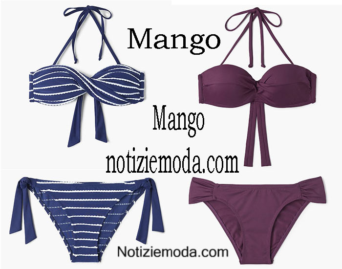 Costumi Mango Estate 2017