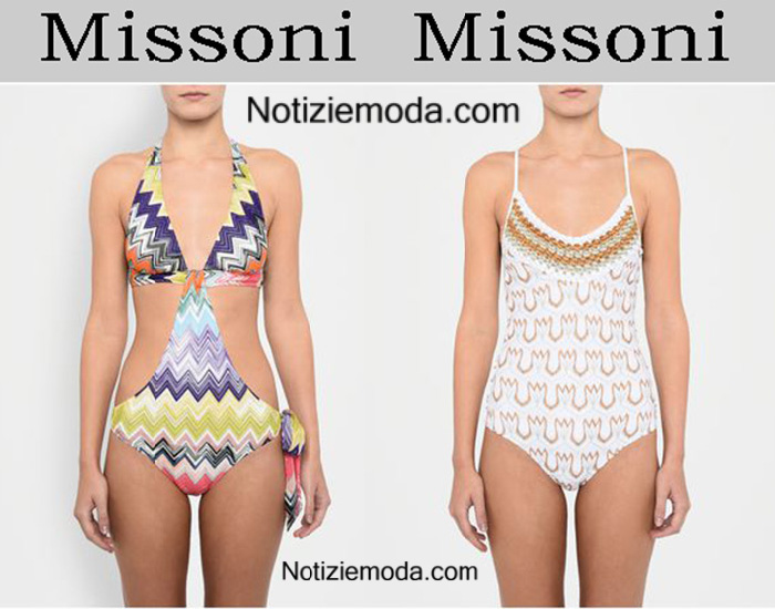 Costumi Missoni Estate 2017
