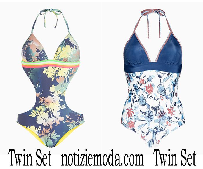 d395da1e5702 Costumi Twin Set estate 2017 moda mare bikini