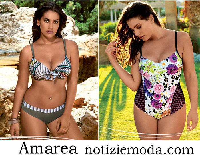Costumi Taglie Forti Amarea Beachwear 2017