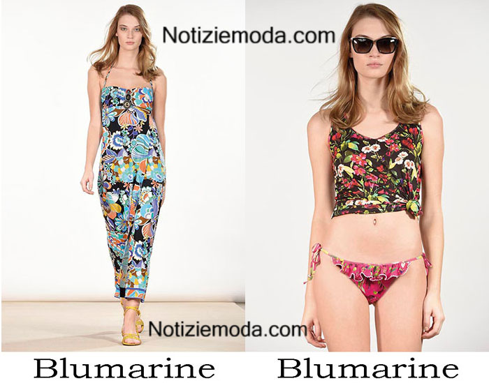 Moda Mare Blumarine Estate 2017
