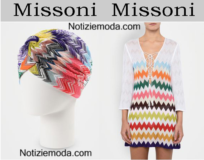 Moda Mare Missoni Estate 2017