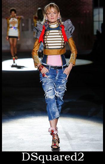 Abbigliamento DSquared2 Primavera Estate Look 2