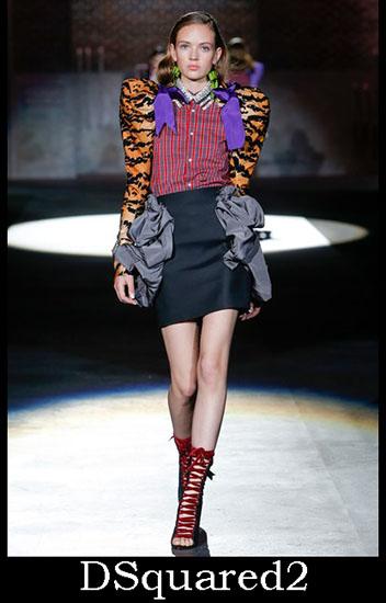 Abbigliamento DSquared2 Primavera Estate Look 4