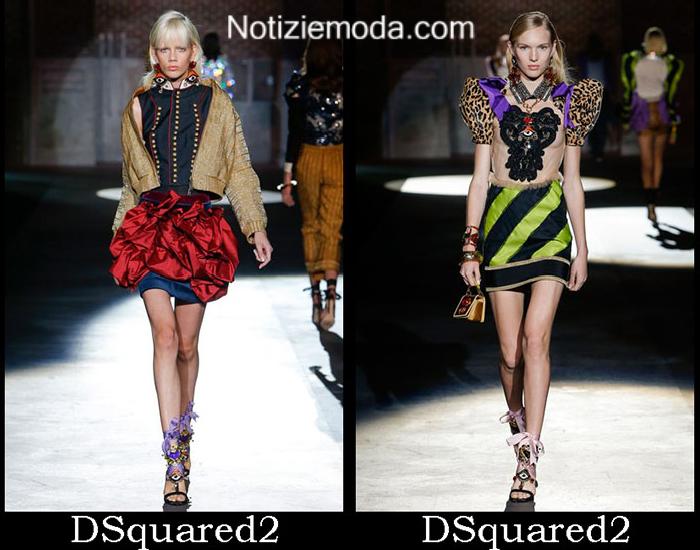 Abbigliamento DSquared2 Primavera Estate