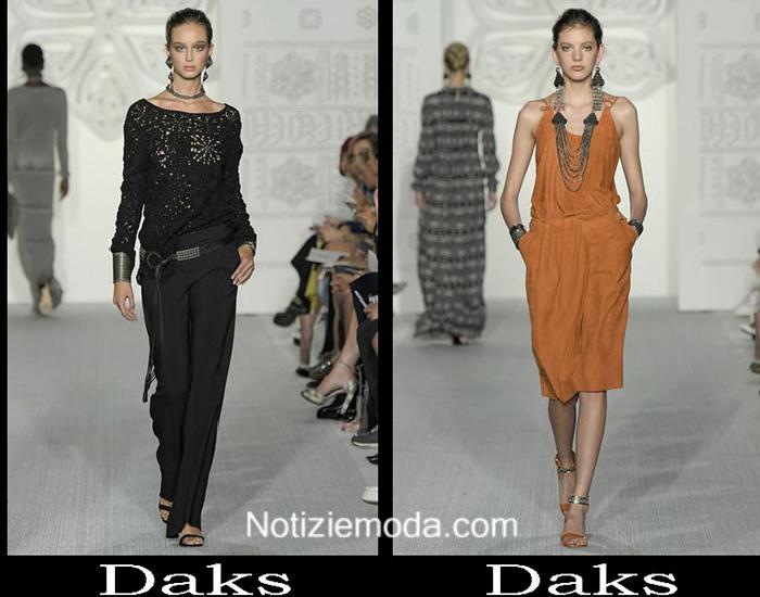 Abbigliamento Daks Primavera Estate