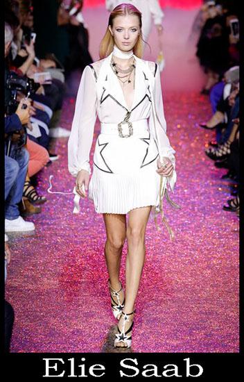 Abbigliamento Elie Saab Primavera Estate Look 1