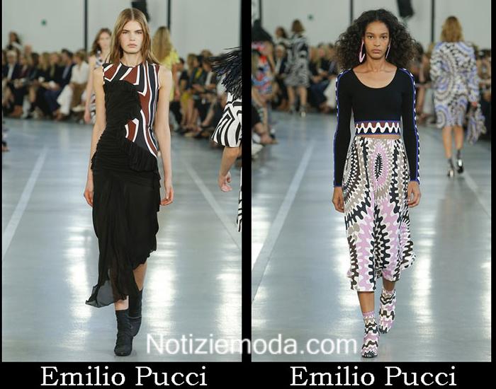 Abbigliamento Emilio Pucci Primavera Estate