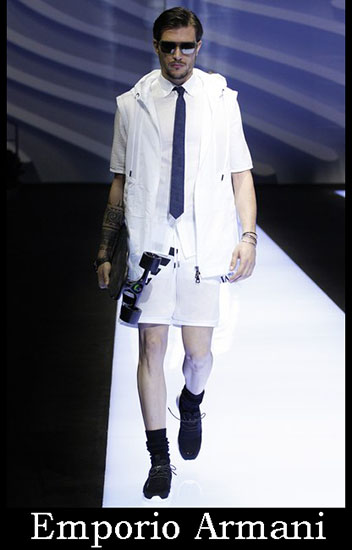 Abbigliamento Emporio Armani Primavera Estate Uomo 2