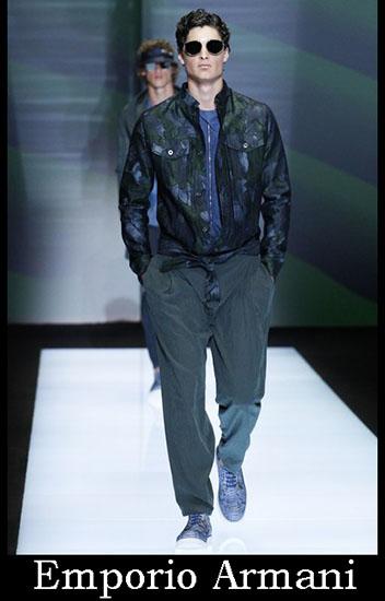 Abbigliamento Emporio Armani Primavera Estate Uomo 3