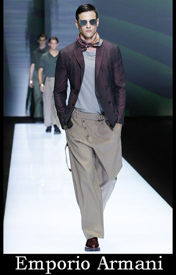 Abbigliamento Emporio Armani Primavera Estate Uomo 4