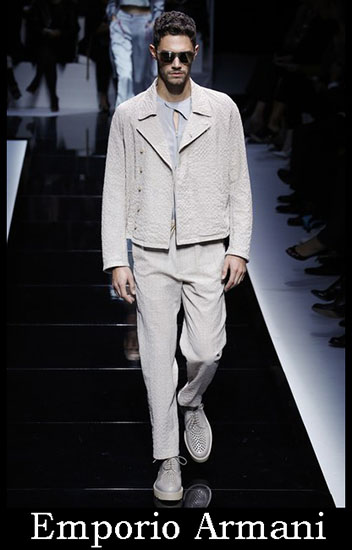 Abbigliamento Emporio Armani Primavera Estate Uomo 6
