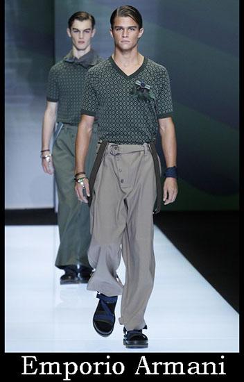Abbigliamento Emporio Armani Primavera Estate Uomo 7