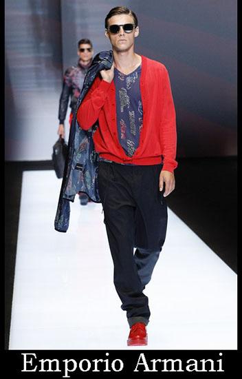 Abbigliamento Emporio Armani Primavera Estate Uomo 8